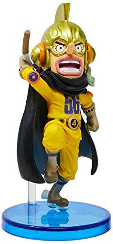 Action Figure Onepiece - Wcf Mugiwara - Usopp Bandai Banpresto Multicor