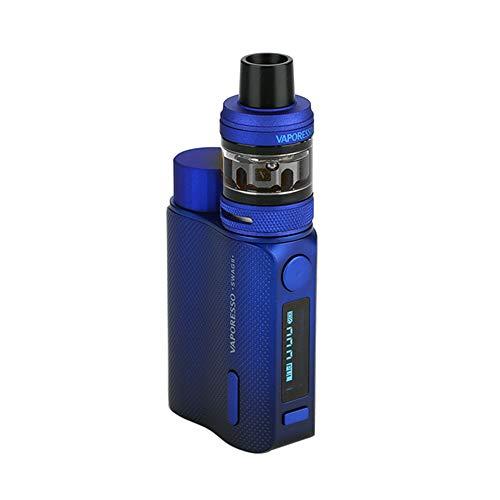 Cigarettes électroniques Kit Vaporesso Swag II 80W TC avec réservoir NRG PE 3,5 ml sans liquide sans nicotine sans batteries(bleu)