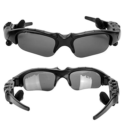 Vbestlife Ergonomic Headaets Gafas de Sol Bluetooth...