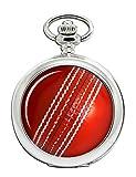 Diseño de pelota de críquet Full Hunter reloj de bolsillo