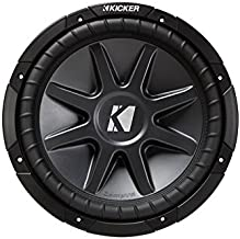Kicker 10cvr12-2 2010 Comp Vr Series 12 Inch 2 Ohm Dual Voice Coil 800 Watt Car Subwoofer