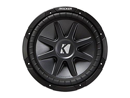 Kicker Subwoofer Comp-VR 12 CVR122 400 Watt 2 x 2 Ohm