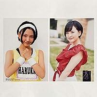 兒玉遥 生写真 セット 10thシングル キスは待つしかないのでしょうか?キス待ち 初回特典 UZA 通常盤 特典 HKT48 グッズ
