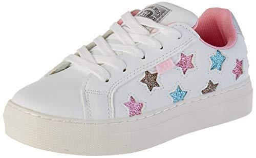 XTI 57051, Zapatillas Niña, Blanco, 35 EU