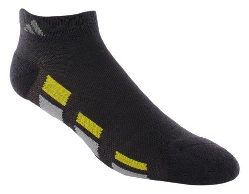 adidas Youth CC X Calcetines de Corte bajo, Niños, Graphite/Shade Grey/Light Iron/Pure Yellow