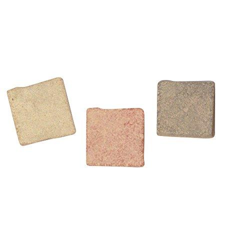 Rayher Mosaà¯que Ceramica 2x2 cm env.340 pièces