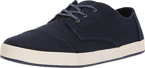TOMS Paseo Low Top Wool Sneakers Navy (10 D US)