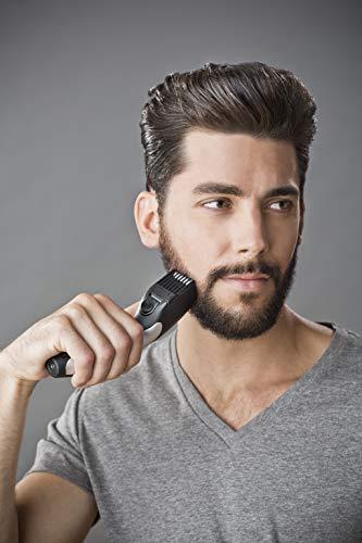 Remington MB320C Ceramic Beard- Barbero, Cuchillas Cerámica, Inalámbrico,...