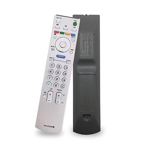 Reemplazo Control Remoto RM-ED008 para Mando Sony Bravia televisión Smart LCD LED TV KDL-20G3000 KDL-26S2000E KDL32S2020E...