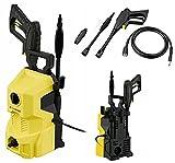 Parkside PHD 110 D1, idropulitrice ad alta pressione, 1300 Watt, con sicurezza per bambini, lancia applicabile