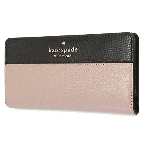 Kate Spade New York staci colorblock large slim bifold wallet