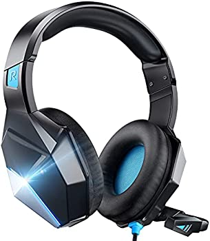 Soulsens 7.1 Surround Sound Stereo Gaming Headset w/Noise Canceling Mic