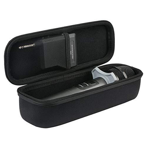 Khanka Portatile Custodia da Viaggio Borsa per Fifine Microfono senza fili(case only)