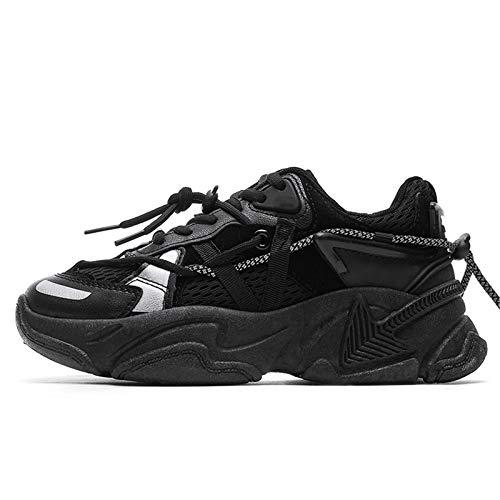 LJFZMD Zapatillas Deportivas,Casual Zapatos Zapatillas Deportivas Para Mujer Zapatillas Deportivas Deportivas Para Caminar Zapatillas Deportivas Ligeras Para Caminar,B,EU35