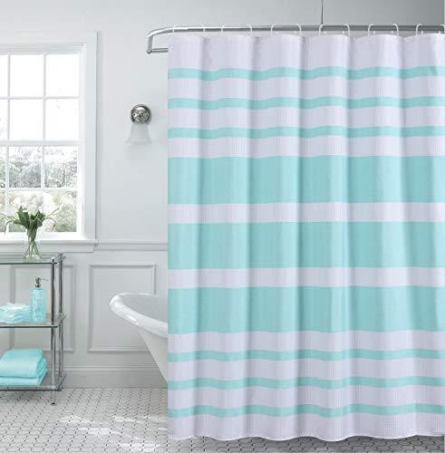 Daniel's Bath & Beyond Highland Aqua Shower Curtain