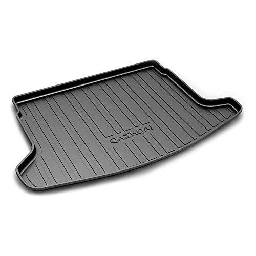 Auto Kofferraummatten Kofferraumwanne, Kofferraumschutz Styling-Dekorationszubehör Autoteppich, für Nissan Qashqai 2014-2020