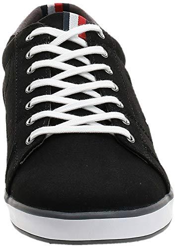 Tommy Hilfiger Herren Sneakers, Schwarz - 2