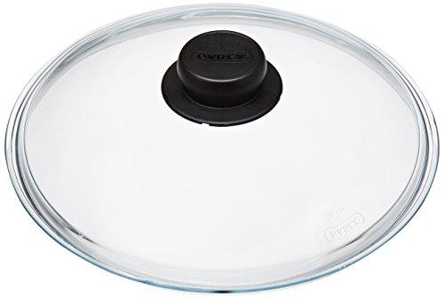 Pyrex 4937233 Glasdeckel für Topf / Pfanne, 26 cm, transparent