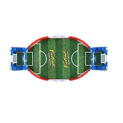 FHJZXDGHNXFGH Mesa de Mesa Mesa de fútbol Silicona Material Mixto Reducir el estrés Entretenimiento Familiar Interior Niños Práctica Juguetes