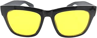 ZEVONDA Retro Night-Vision Glasses / UV400 Sunglasses - Outdoor Driving Eyewear for Men/Womens