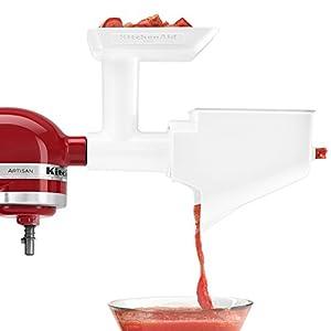 KitchenAid Fruit & Vegetable Strainer Parts Attachment  