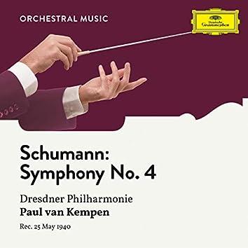 Schumann: Symphony No. 4 in D Minor, Op. 120