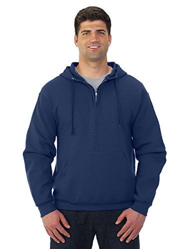 Jerzees - Sweat-shirt à capuche - Manches Longues - Homme - - US XXX-Large