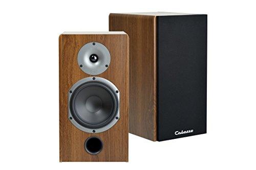 bon comparatif Cabasse Antigua MT32 75 W, Haut-parleur en bois noir (2.0 canaux, filaire, 75 W,… un avis de 2021