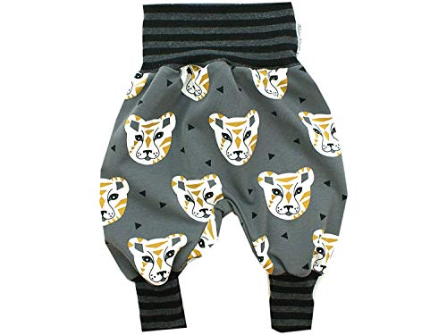 Kleine Könige Bombachos Bebé Niños Pantalón · Modelo Tigre Kalle
