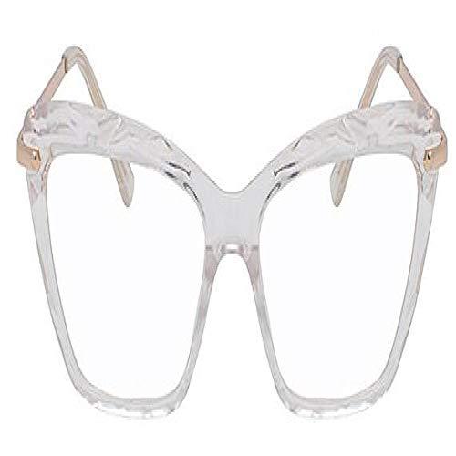 Moda Gafas De Sol NW Gafas Cuadradas Marcos Mujeres Tendencias Estilos Marca Optical Computer Eye Galses Mujer Lente Transparente Gafas Transparente
