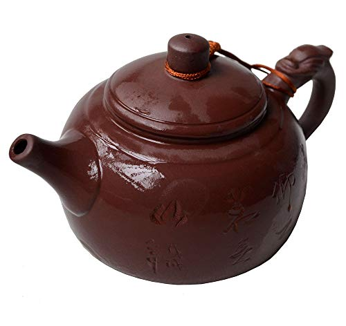 Teekanne, 300 ml, Yixing Chinese Dragon Zisha Tea Xianghe Töpfe