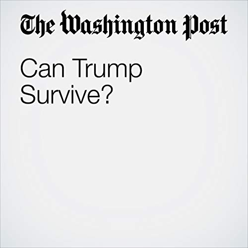 Can Trump Survive? copertina