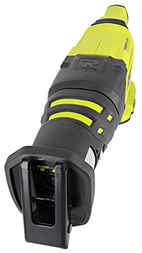 Ryobi P517 18V Lithium Ion Cordless Brushless 2,900 SPM Reciprocating Saw w/ Anti-Vibration Handle and Tool-Less Blade Changing (Battery Not Included, Power Tool Only)