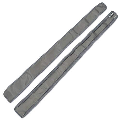 Venen Engel Estensioni per gambali da 10 cm (un paio) per dispositivo di massaggio Venen Engel, due prolunghe per circonferenze coscia più grandi