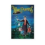 SDGVF Póster de Mary Poppins de 20 x 30 cm