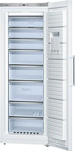 Bosch GSN58AW35 Gefrierschrank / A++ / 191 cm / 301 kWh/Jahr / 360 L Kühlteil / Multi Airflow-System