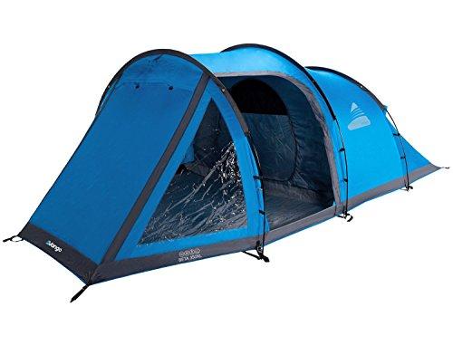 Vango Unisex– Erwachsene Beta 350XL Zelt, Campingzelt, Camping, River, 3 Personen