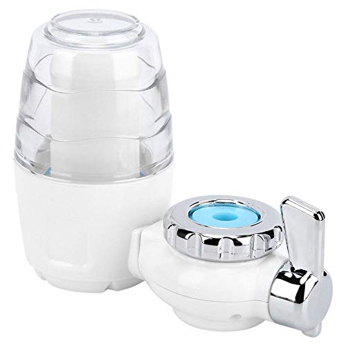 Cloudbox Filtro de Agua para Grifo Filtro de Agua para Grifo de Larga duración Sistema de Filtro para Grifo de Agua para purificador de Grifo de Fregadero de Cocina