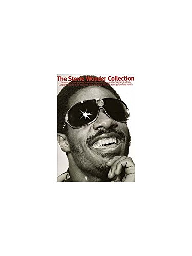 The Stevie Wonder Collection. Partitions pour Piano, Chant et Guitare(Boîtes d\'Accord)