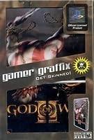 PS2 Slim God of War 2 Skin (輸入版)