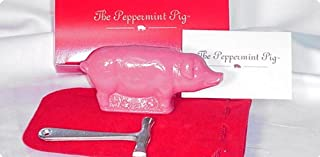 Saratoga Sweets Peppermint Pig Noel Gift Set With Pouch & Hammer - Pack of 5