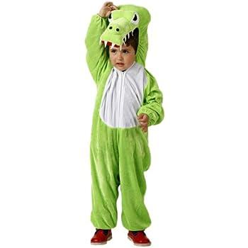 Disfraz de cocodrilo para niño o niña - 3-4 años: Amazon.es ...