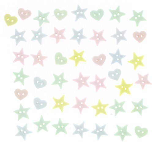 Dress It Up 3013 Micro Innocence Mix Embellishment for Crafts, Mini by Dress It Up