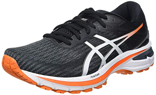 ASICS Herren 1011A983-004_43,5 Running Shoes, Black, 43.5 EU