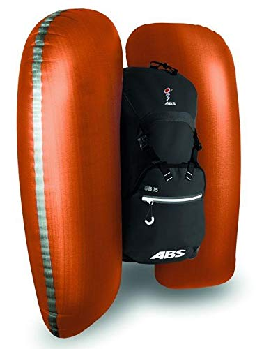 ABS Avalanche Air Bag Backpack Vario Base Unit Classic (Black, L) by ABS Avalanche Rescue Devices