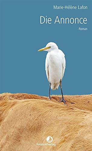 Buchseite und Rezensionen zu 'Die Annonce: Roman (Edition Blau)' von  Marie-Hélène Lafon