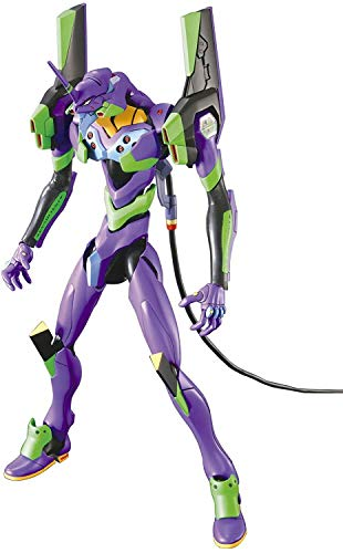 Bandai Hobby Evangelion 1.0 You Are Not Alone Model Evangelion-01 Test Type Action Figure (Japan Import)