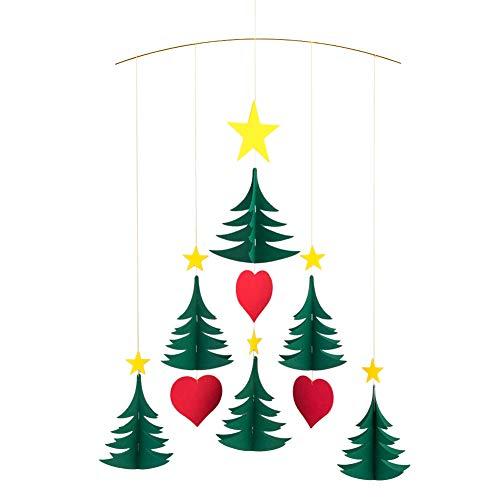 FLENSTED mobiles [ フレンステッド モビール ] Christmas Tree 6 クリスマスツリー 6 091A 並行輸入品 [並...
