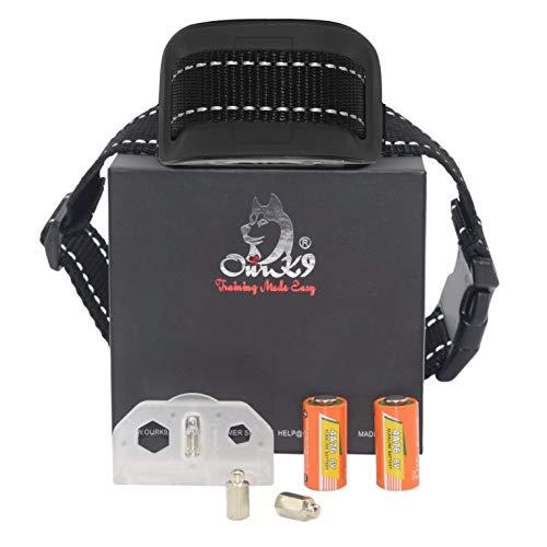 Our K9 Training Made Easy Budget Bark Collar for Small - Medium Dogs - Adjustable Shock & Sensitivity - 100% Safe