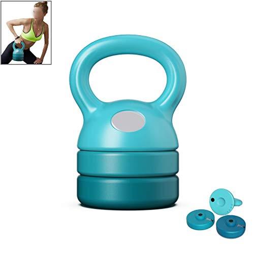NTWXY Verstellbare Kettlebell Set Mit Variablen Gewichtsscheiben: 5-12LB Trainingsausrüstung Für Dünne Beine Und Hüften Home Gym